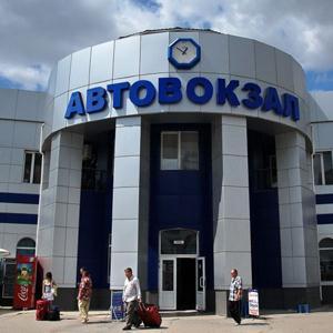 Автовокзалы Вохтоги