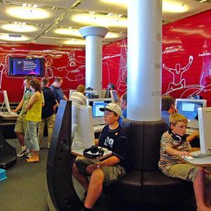 Интернет-кафе Вохтоги