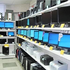 Компьютерные магазины Вохтоги