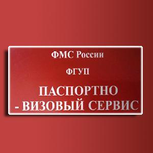 Паспортно-визовые службы Вохтоги
