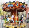 Парки культуры и отдыха в Вохтоге