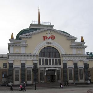Железнодорожные вокзалы Вохтоги